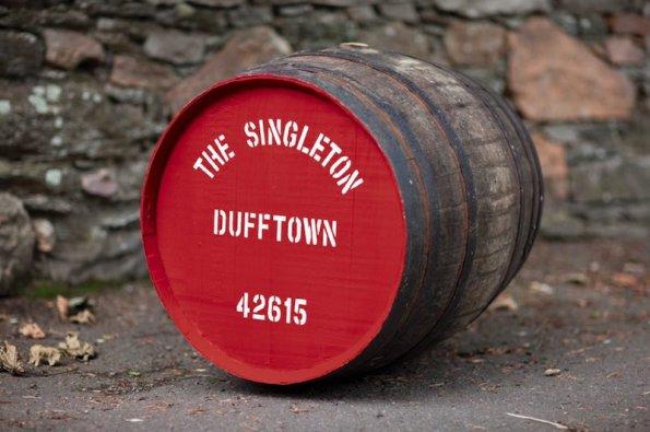 Singleton of Dufftown Tailfire Scotch 700ml