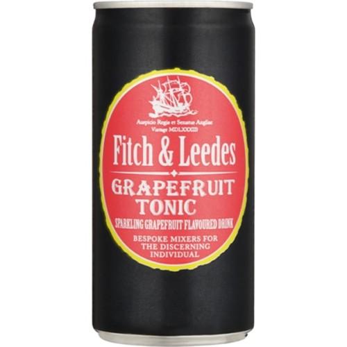 Fitch & Leeds Grapefruit Tonic 200ml