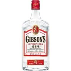Gibson's Gin 750ml