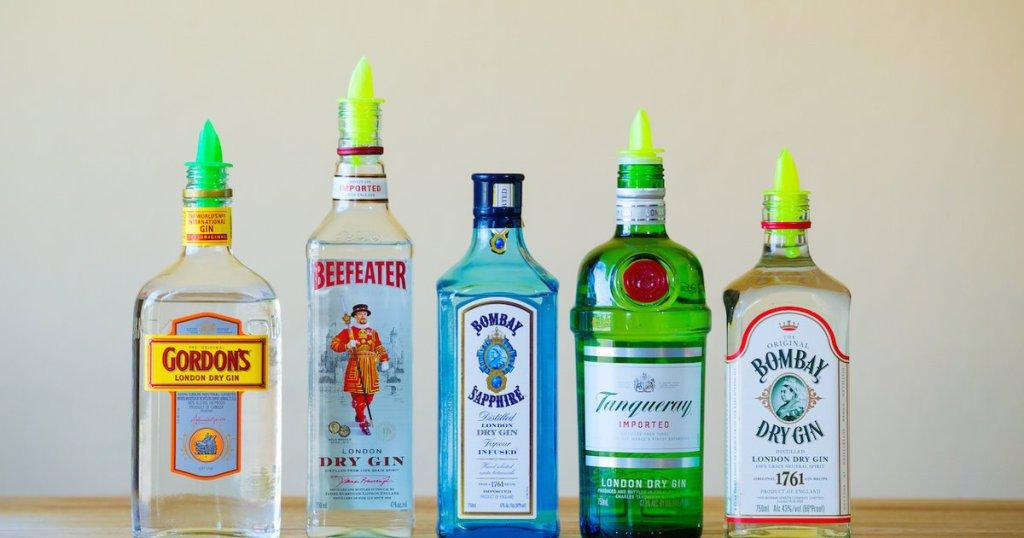 Alternative Uses of Gin