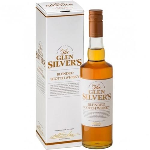 Glen Silver's Blended Scotch Whisky 70cl