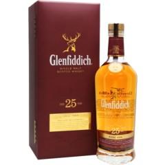 Glenfiddich 25 Year Old Rare Oak 700ml - Rich, rare and distinctive