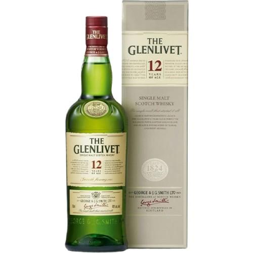 Glenlivet 12 Year Old 750ml