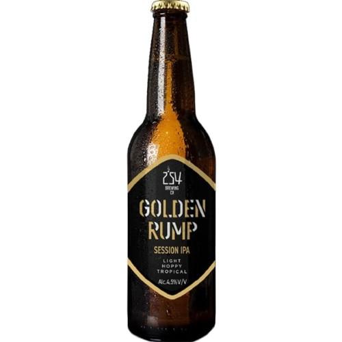 Golden Rump 330ml - Light, Hoppy and Tropical - Craft Beer