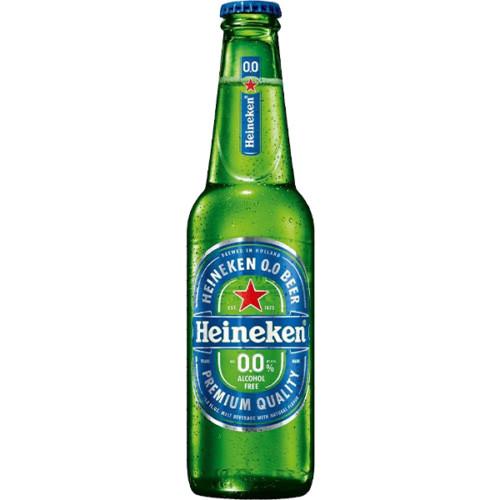 Heineken 0.0% 330ml - Great taste. Zero alcohol.