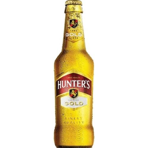Hunter's Gold 330ml