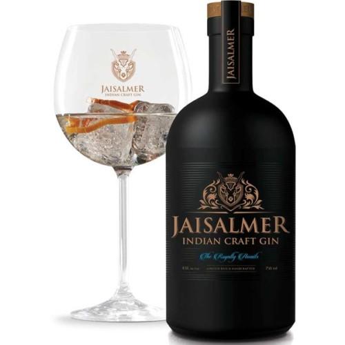 Jaisalmer Indian Craft Gin 750ml 4