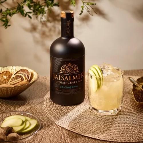 Jaisalmer Indian Craft Gin 750ml 1