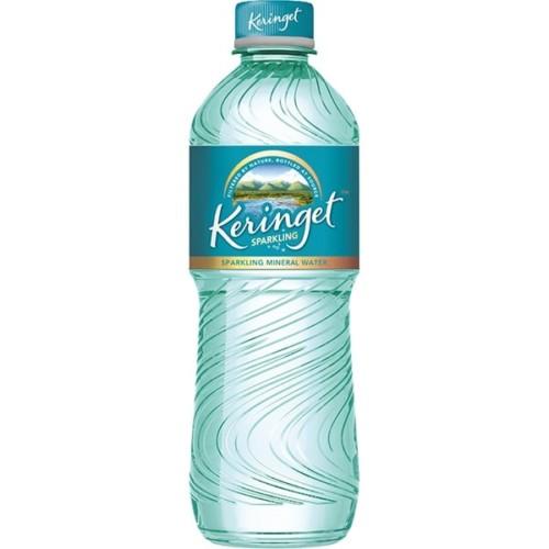 Keringet Sparkling Water