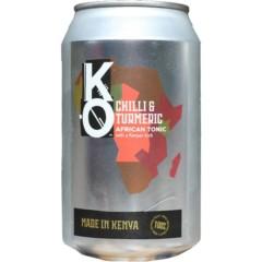 KO Chilli & Turmeric 330ml Can