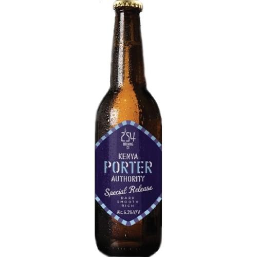 Kenya Porter Authority 330ml