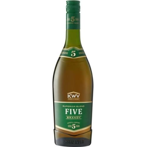KWV Brandy 5 Year Old 750ml