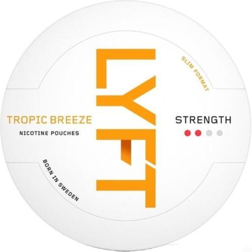 Lyft Tropic Breeze Regular 20 Pouches (Can)