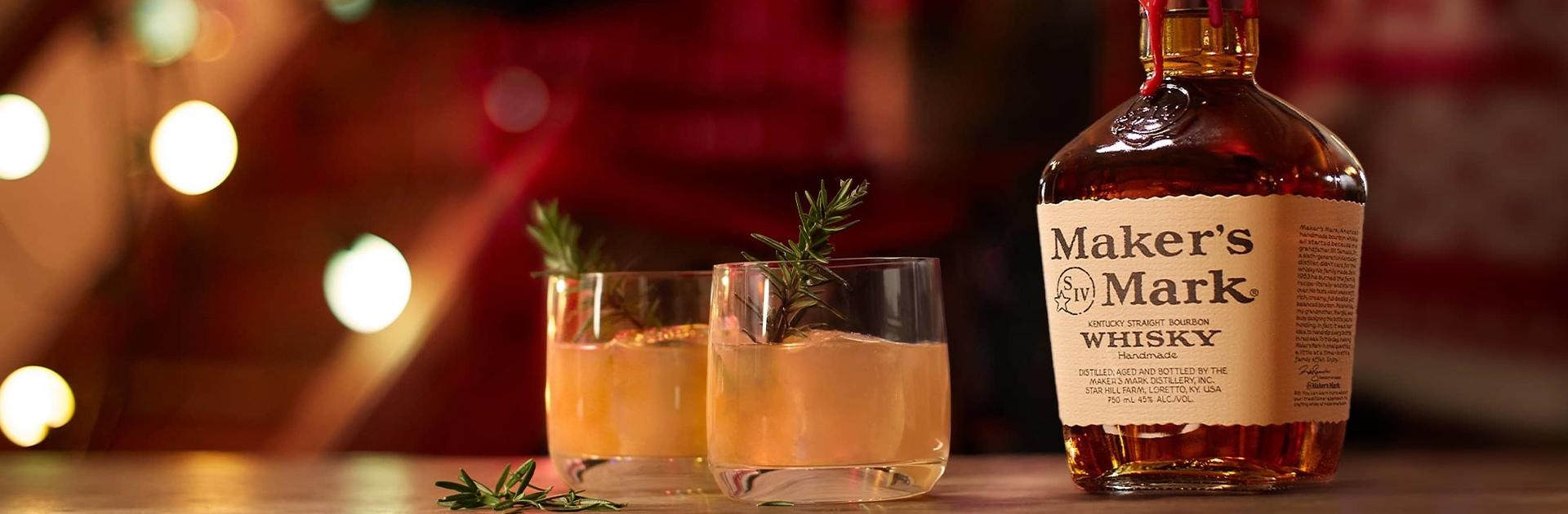 Maker's Mark Bourbon Whisky Delivered to you in Nairobi