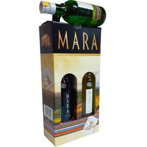 Mara Dry Twinpack 2x750ml + 250ml Free