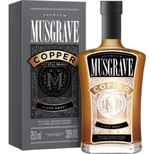 Musgrave Black Honey Copper 750ml