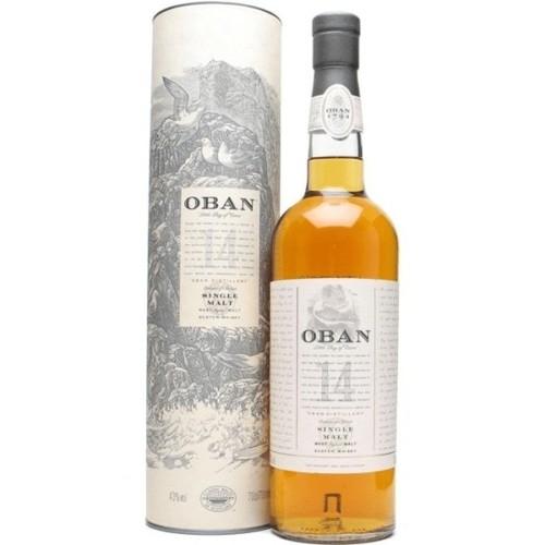 Oban 14 Year Old 750ml