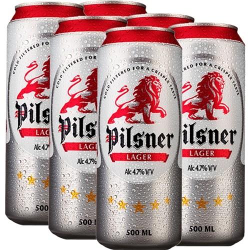 Pilsner 6x500ml