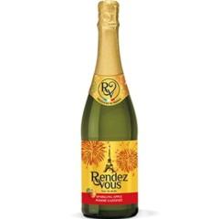 Rendez Vous Apple - Non-Alcoholic Sparkling Apple Juice