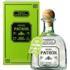 Patrón Silver Tequila 750ml