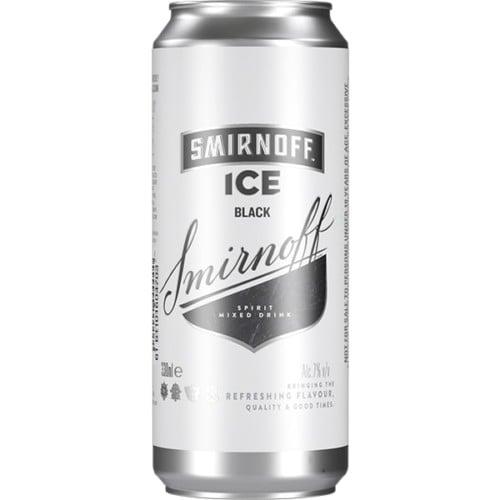 Smirnoff Ice Black 330ml