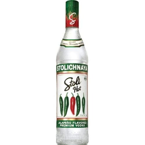 Stolichnaya Hot 750ml