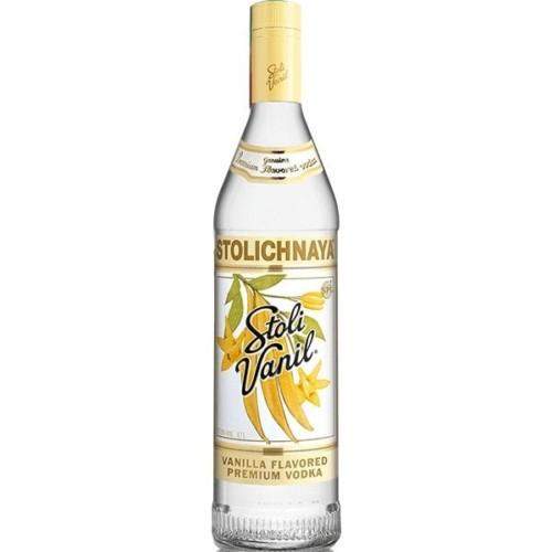 Stolichnaya Vanil 750ml