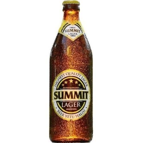 Summit Lager 500ml