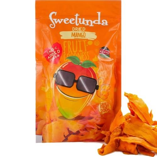 Sweetunda Dried Mango 200g