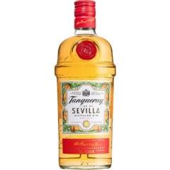 Tanqueray Flor de Sevilla 700ml - With the bittersweet taste of Seville oranges