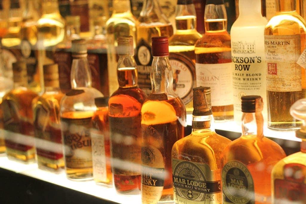 top five scotch whiskies