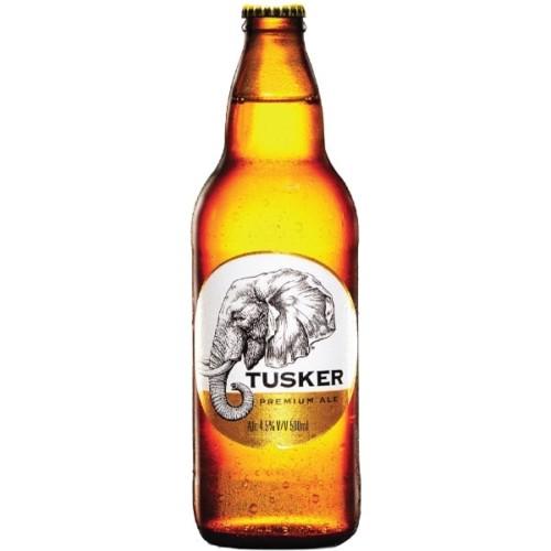 Tusker Premium Ale 500ml