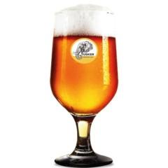 Tusker Premium Ale Glass