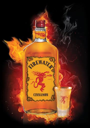 Firewater cinnamon alt