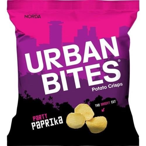 Urban Bites Party Paprika 30g