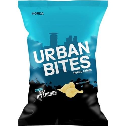 Urban Bites Samba Salt n' Vinegar 120g