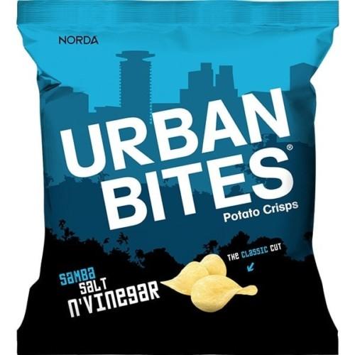 Urban Bites Samba Salt n' Vinegar 30g