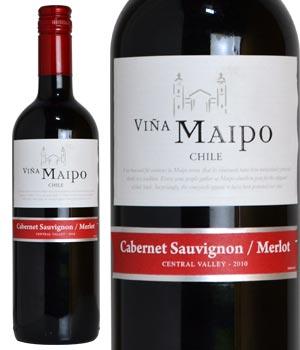 Vina Maipo Carmenere Cab Sauv 75cl red wine