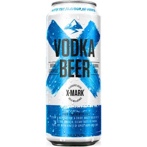 X-Mark Vodka Beer 500ml