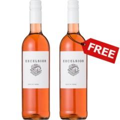 Excelsior Caitlyn Rosé - Buy 1, get 1 free!