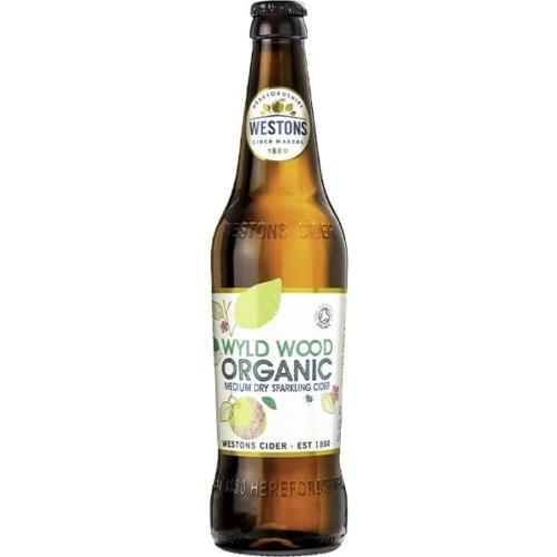 Wyld Wood Organic Cider 500ml