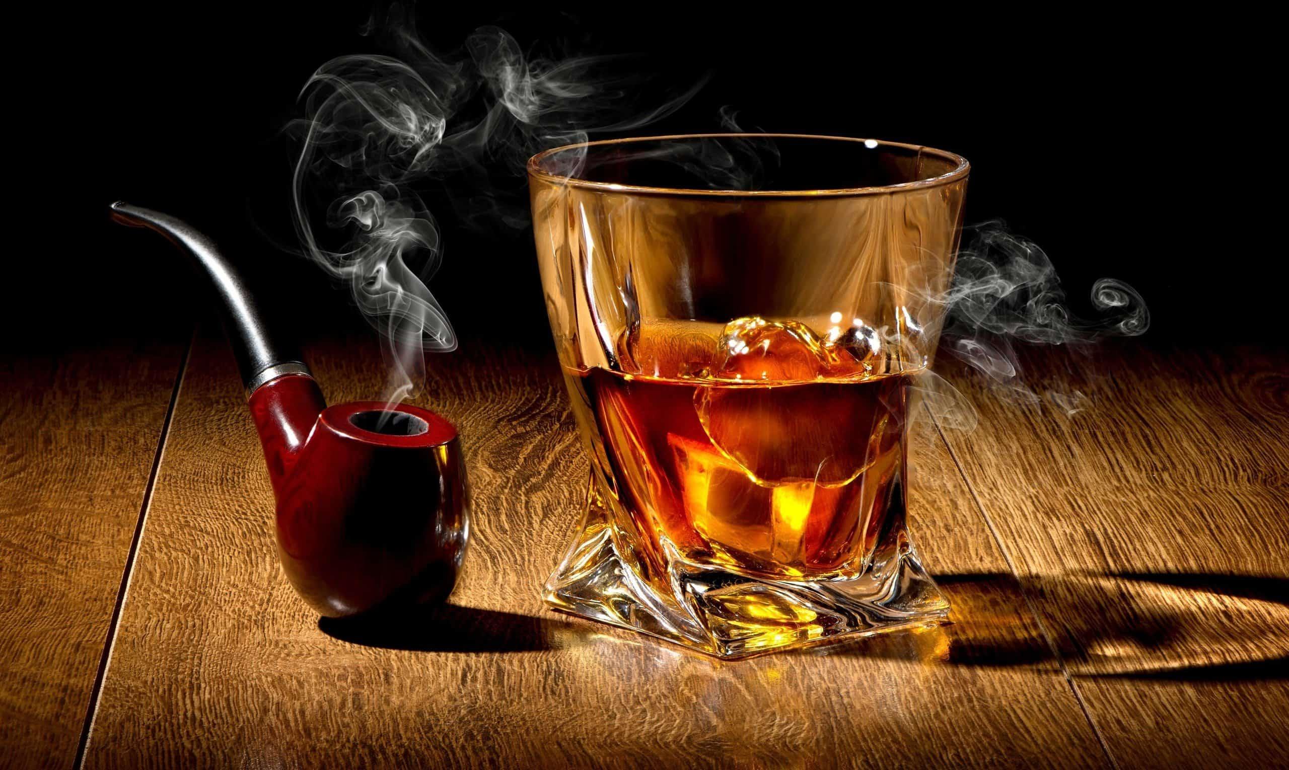 Whiskey etiquette