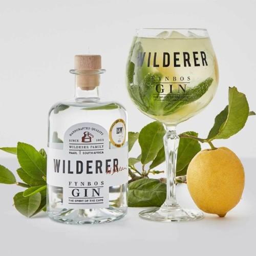 Wilderer Fynbos Gin 500ml 1