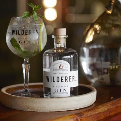 Wilderer Fynbos Gin 500ml 2