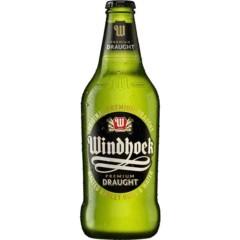Windhoek Draught Beer 440ml