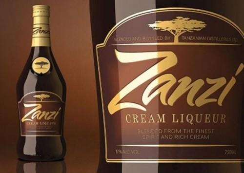 Zanzi Cream Liqueur 750ml